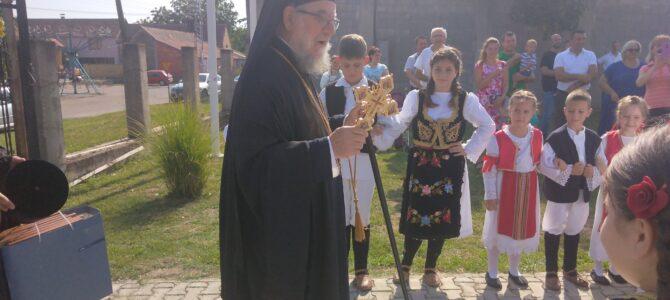 ВИДЕО ПРИЛОГ: Света Архијерејска Литургија у Жарковцу
