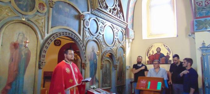 Сабор светих српских просветитеља и учитеља у бечменској цркви Светог Саве