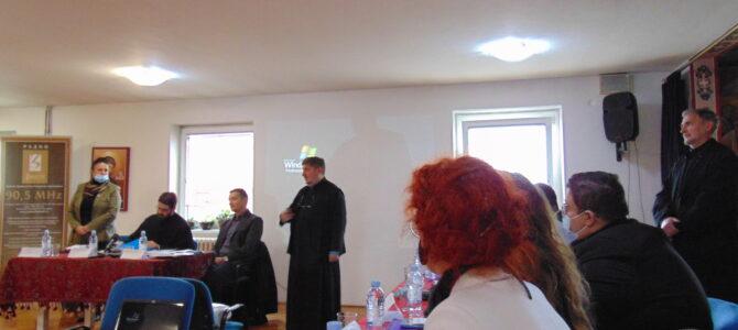 Представници црквених медија на стручном скупу у Крагујевцу