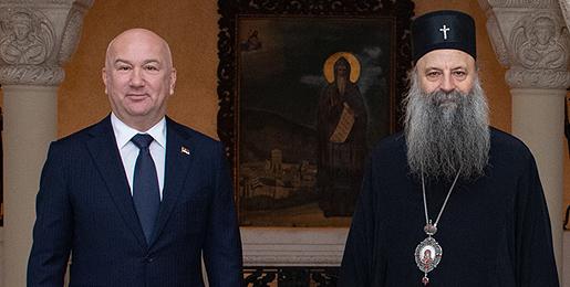 Држава помаже очување српске духовне и културне баштине