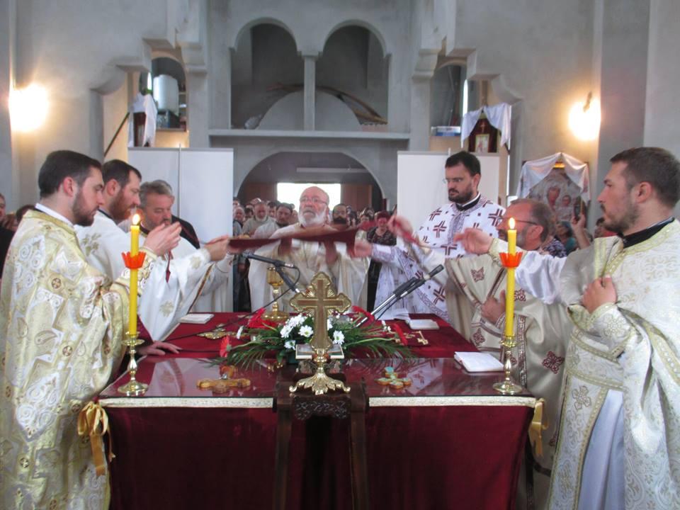 Прослављен Сабор српских светитеља у румском храму