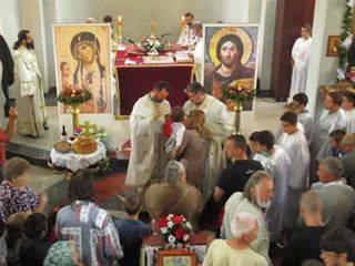 Румски храм Сабора српских светитеља