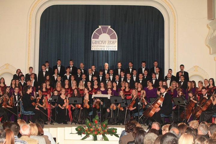 Најава: вечерас у Руми концерт хора из Бања Луке