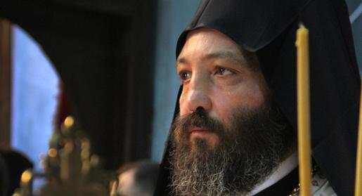 Хиротонија Епископа јегарског г. Јеронима (Мочевића)