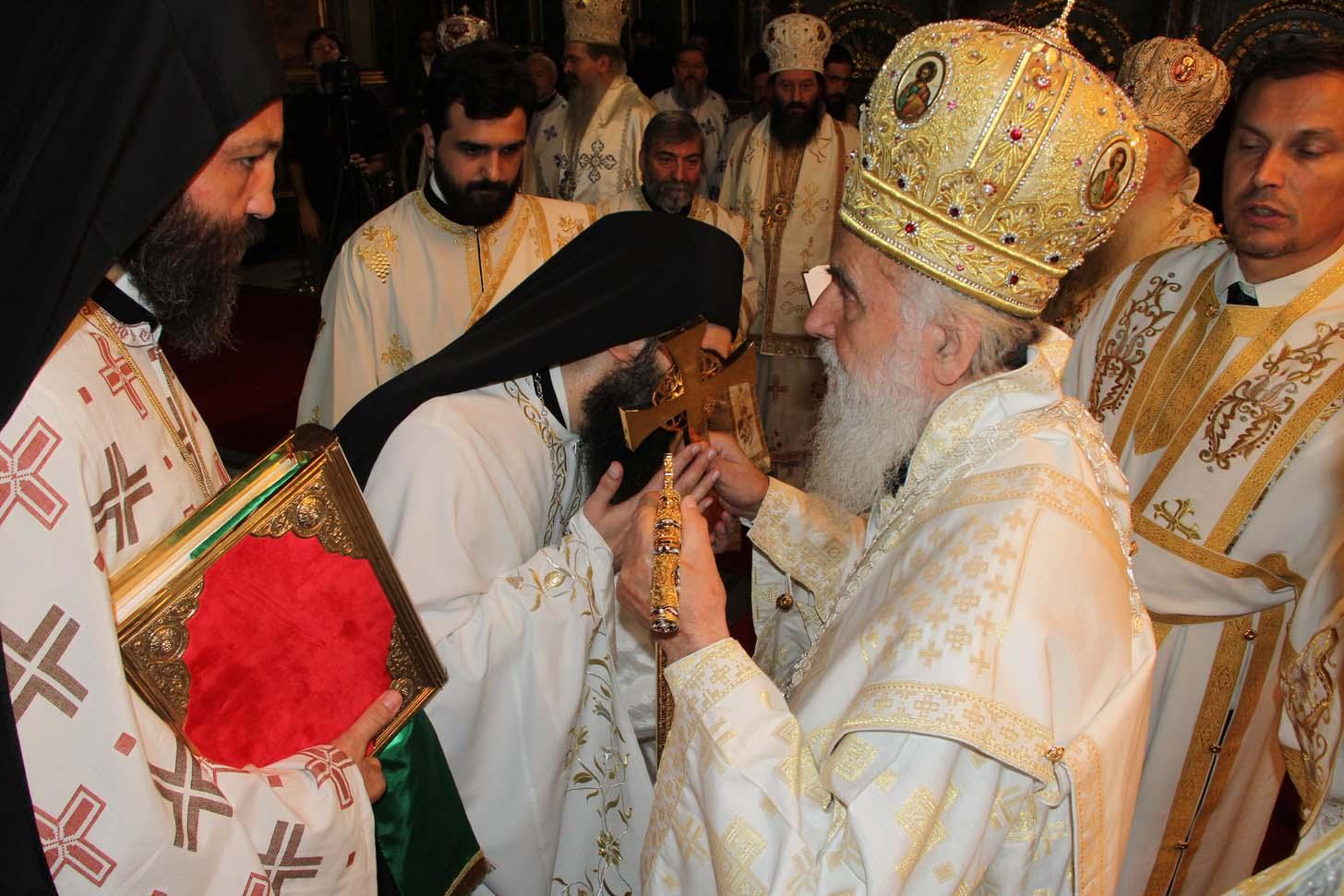 Хиротонија Епископа топличког Арсенија (Главчића)
