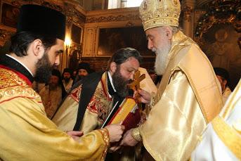 Хиротонисан Епископ јегарски г. Јероним