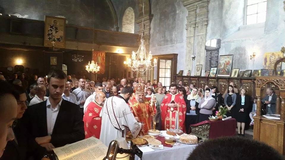 Епископ сремски у Ердевику