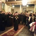 Празнично бденије у цркви Светог Николаја у Шиду