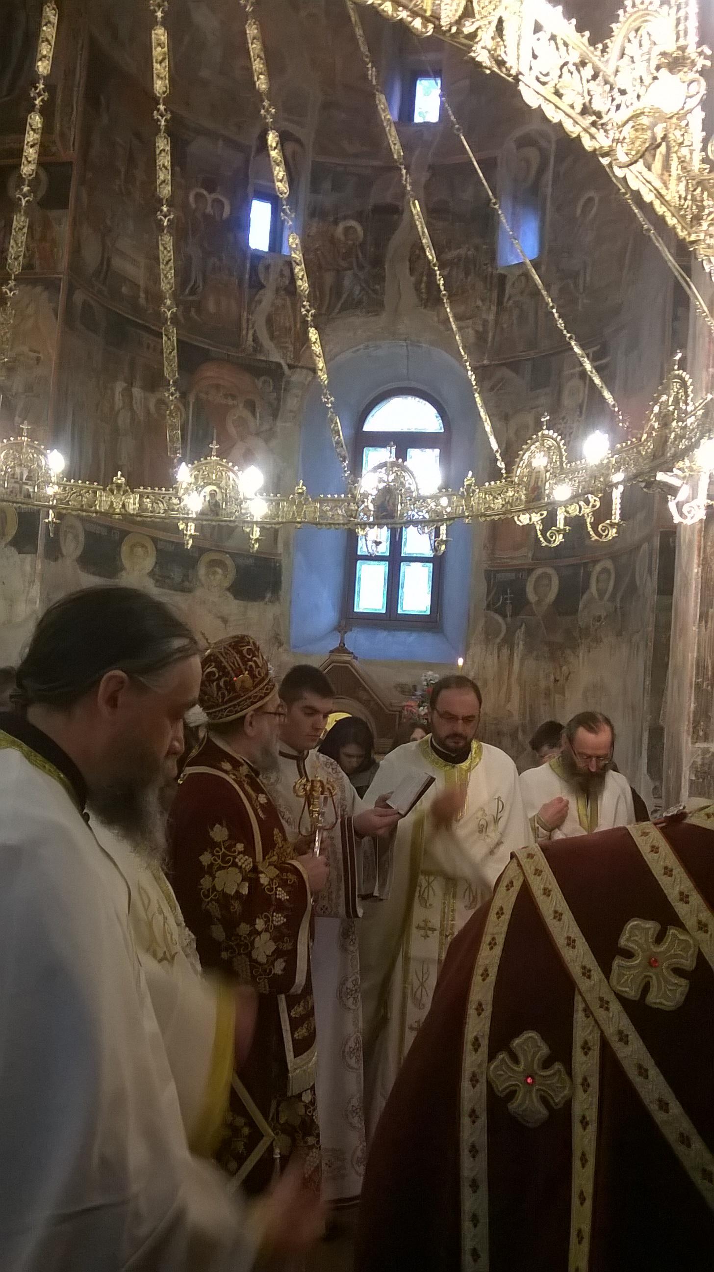У Новом Хопову прослављен велики светитељ, Теодор Тирон