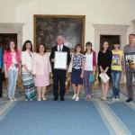 Међународна награда ученицима из Пећинаца