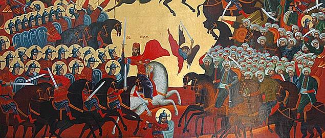 Беседа Светог владике Николаја на Видовдан