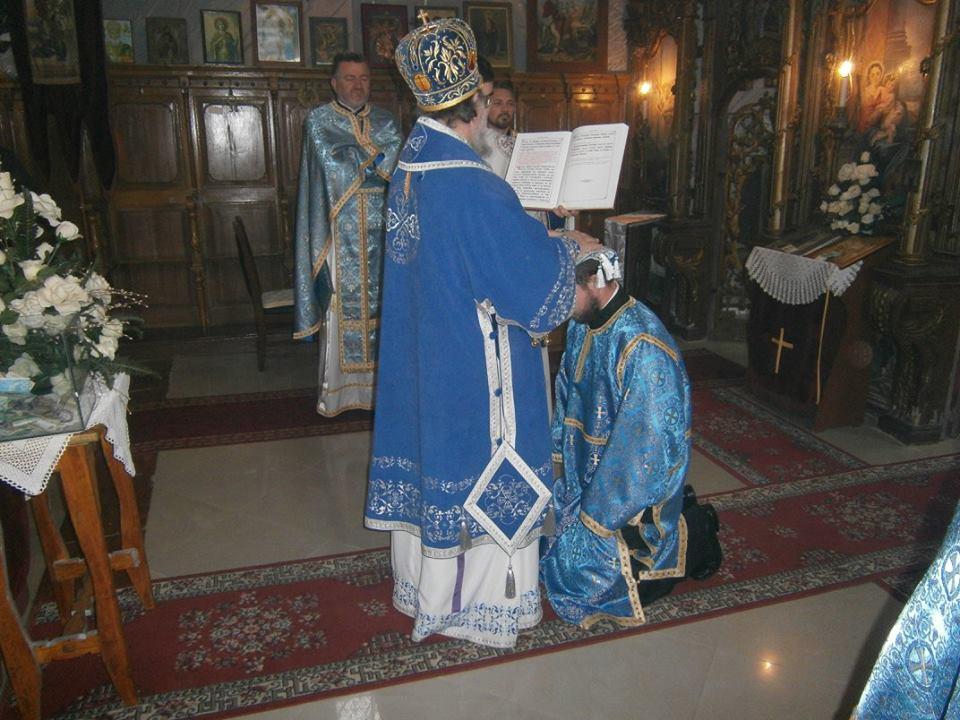 Света архијерејска литургија у Јарку