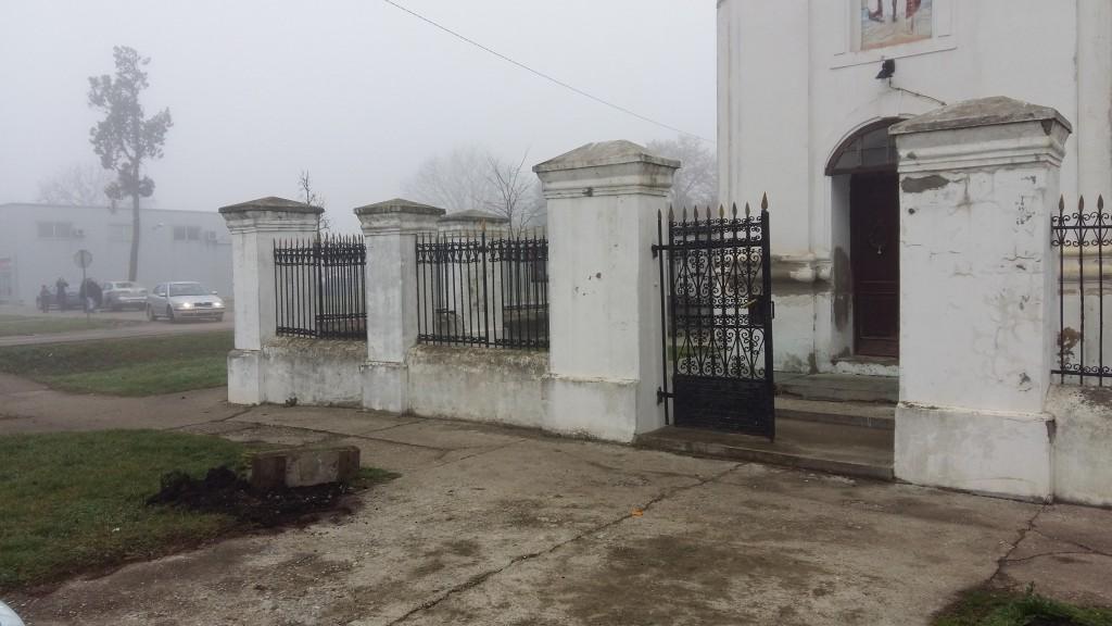 Црквa Светог великомученика Георгија у Горњем Товарнику опет на мети вандала