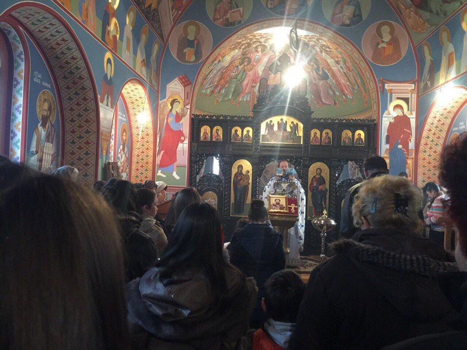 Прослава Светог Саве у Љукову