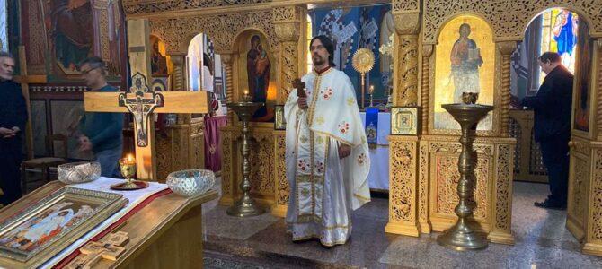 Oбавештење: Храм Светог Апостола Павла у  Петроварадину покренуо сајт храма