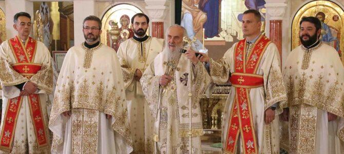 Његова Светост Патријарх српски – Васкршња Литургија у храму Светог Саве