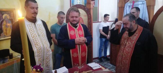 Прослављена храмовна и сеоска слава у месту Жарковац