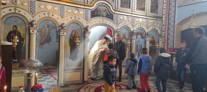 Прослава храмовне славе у Шидским Бановцима