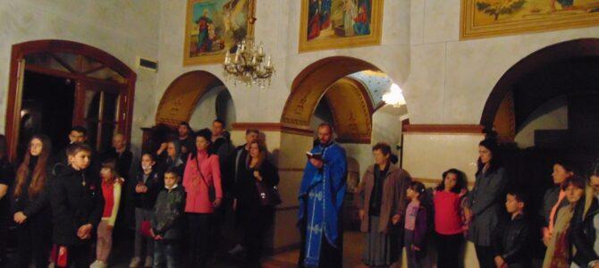 Духовна академија у част Свете Петке у Сурчину