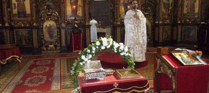 Дани Свете Петке у сремскомитровачком саборном храму
