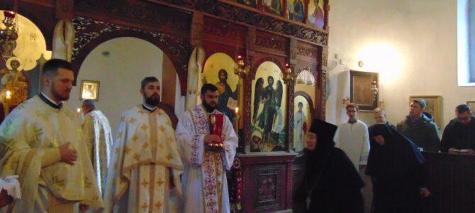 Фрушкогорски манастир Раковац прославио своје заштитнике