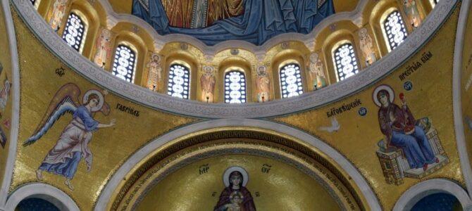 Митрополит Хризостом: Чудесни храм Светог Саве на Врачару