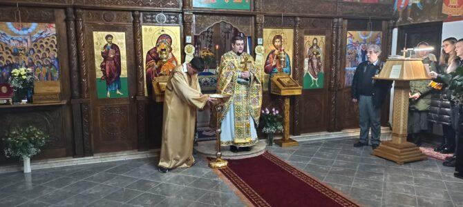 Свети Спиридон литургијски прослављен у Петроварадину