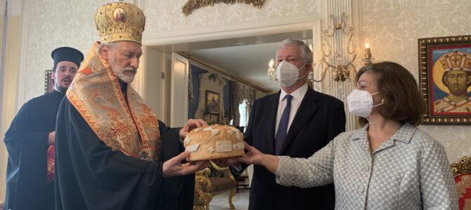 Крсна слава Краљевске породице Карађорђевић