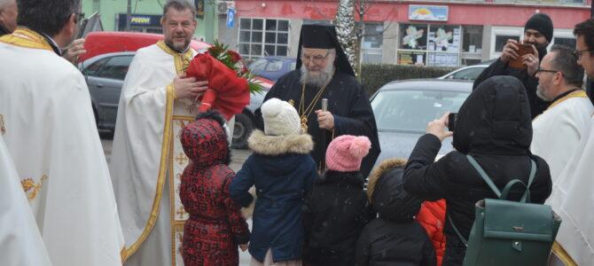 Недеља Православља у храму Свете Петке у Новој Пазови