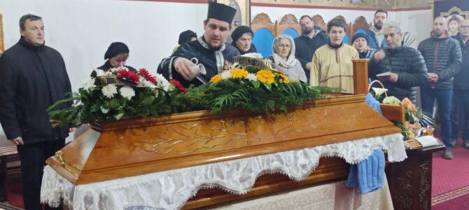 Одржано опело најстаријем парохијанину Петровардина