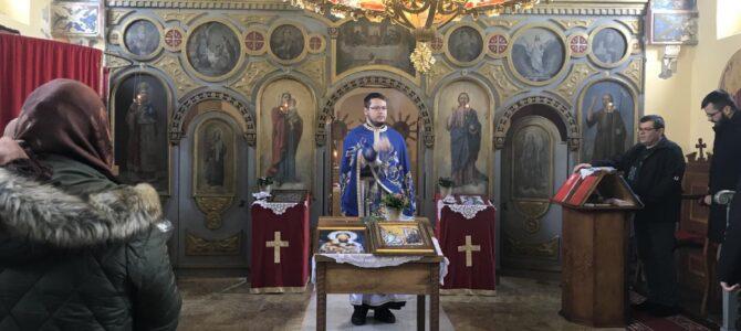 Празник Благовести литургијски прослављен у Бечмену