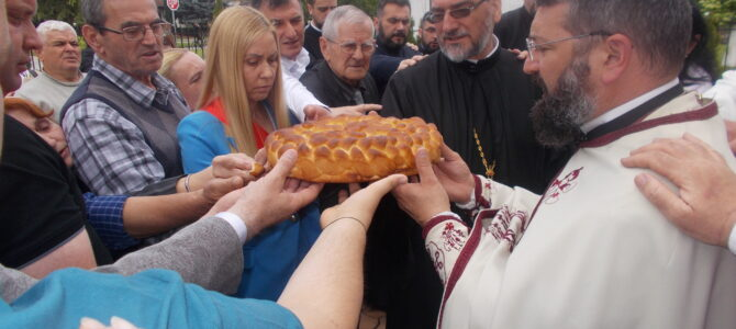 Слава храма Светих Кирила и Методија у Сремској Митровици