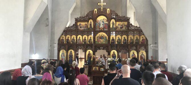 Васкрс у цркви Светог Јована Шангајског у Батајници