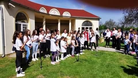 Одржан први Васкршњи дечији фестивал у Лаћарку