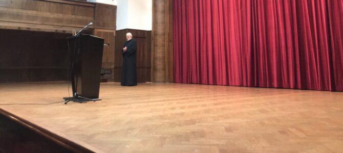 """Звучни запис предавања проте Милоша Весина на Коларацу – """"Има ли у нама праве радости?"""""""
