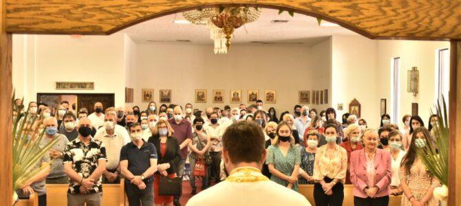 Вести из далека о прослављању Васкрсења Христовог