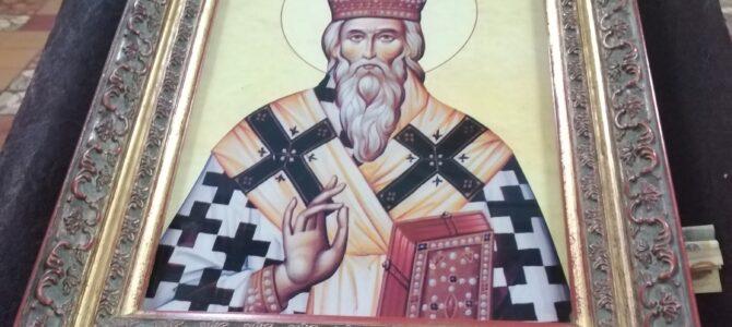 Свети Василије молитвено прослављен у Саборном храму у Руми