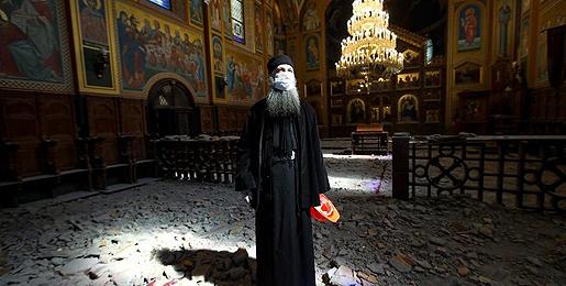 Најбоља фотографија у Хрватској за 2020. годину: Патријарх у разрушеном храму