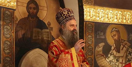 Најава: На Васкрс Патријарх богослужи у храму Светог Саве