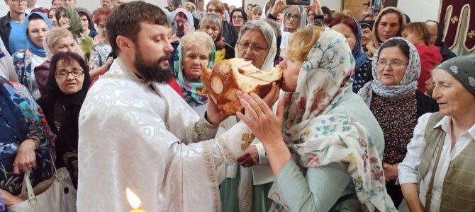 Празник Вазнесења Христовог у манастиру Беочин