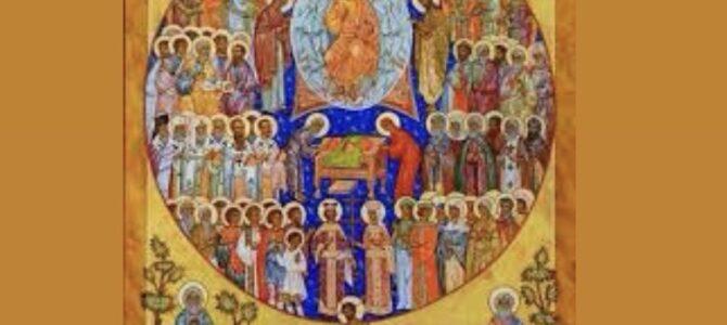 Најава: Недеља Свих светих у Саборном храму у Руми