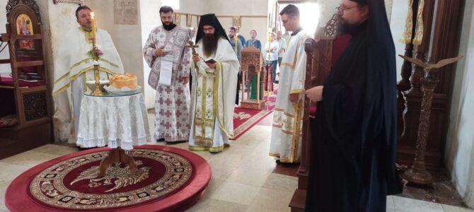 Манастир Раковац литургијски прославио Свете Вартоломеја и Варнаву