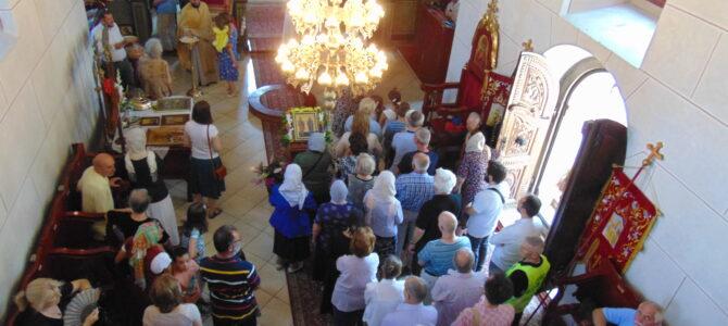 Слава храма Светих апостола Петра и Павла – Доње цркве у Сремским Карловцима