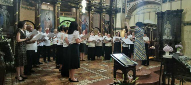 У Саборном храму у Руми одржан концерт хорске музике