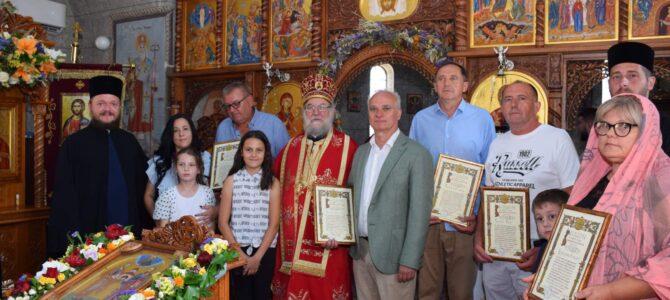 Прослављена црквена и сеоска слава у Доњем Товарнику