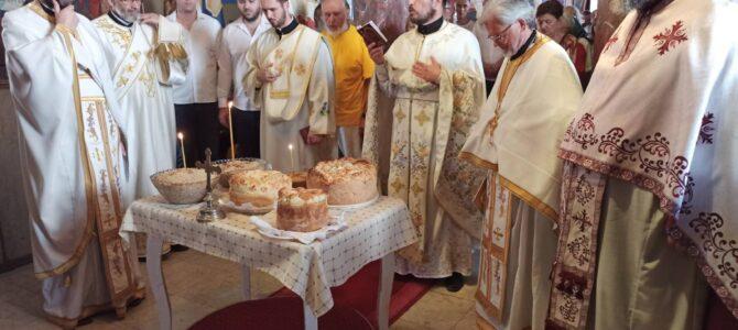 Сабор Светог Јована у Великој Ремети