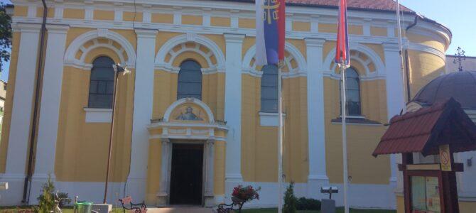 Најава: Света тајна Јелеосвећења у Саборном храму у Руми