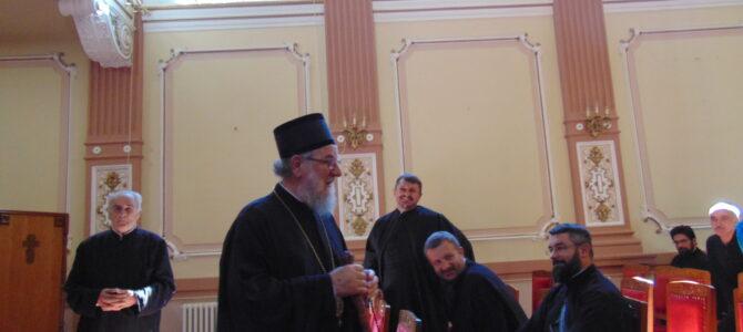 Одржан семинар за вероучитеље Епархије сремске у Сремским Карловцима
