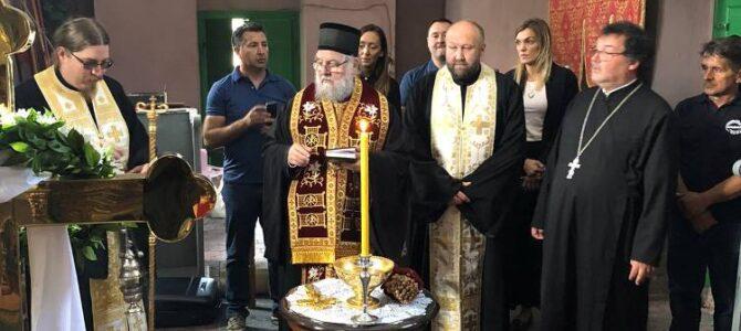 Обнова цркве у Моловину
