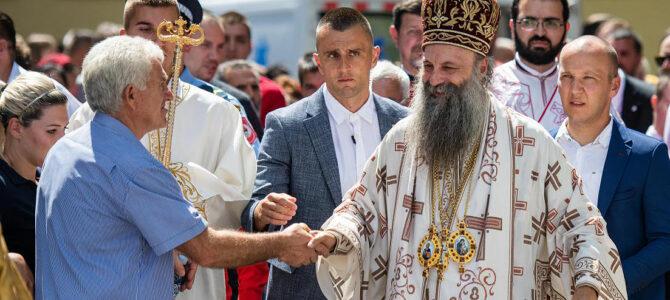 Патријарх Порфирије из Добоја упутио апел Реису и Кардиналу: Нека мир завлада у нашим животима